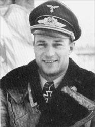 Эккерле Франц - немецкий ас Второй Мировой